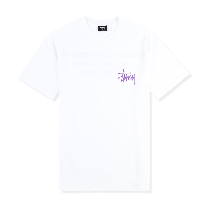 Stussy Laguna Text Tee Product Photo