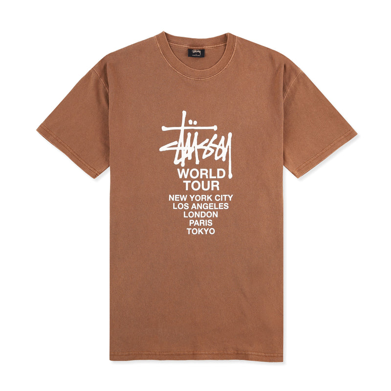 Stussy Pigment Tour Tee Product Photo