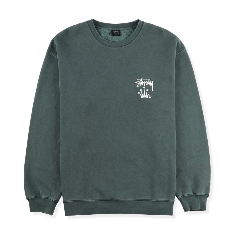 Stussy Stock Crown Crewneck Product Photo