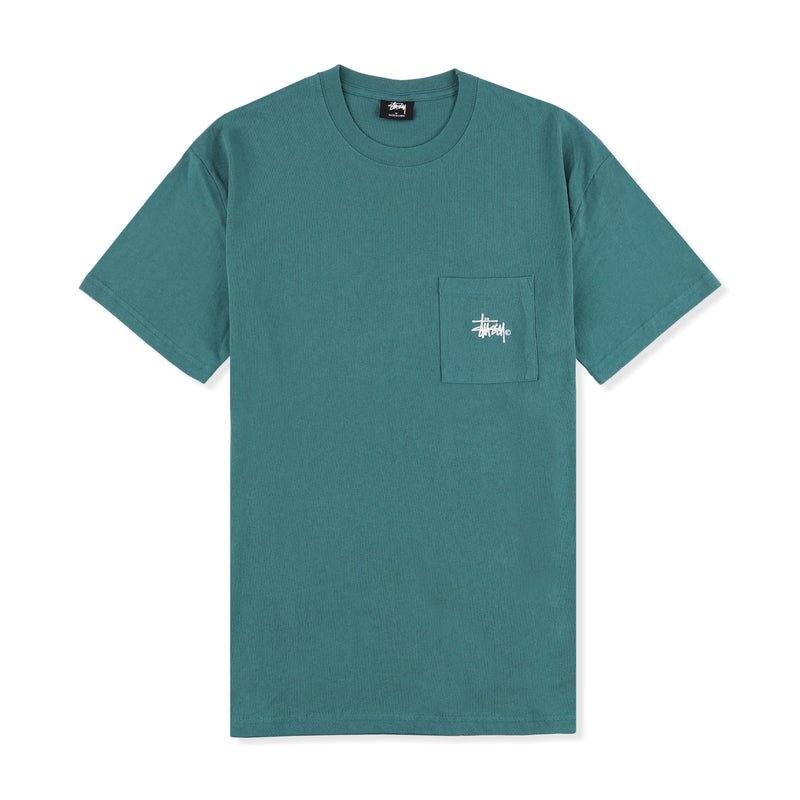 Stussy Topstitch Pocket Tee Product Photo
