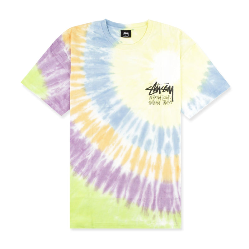 Stussy Tribe Tye-Dye Tee Product Photo