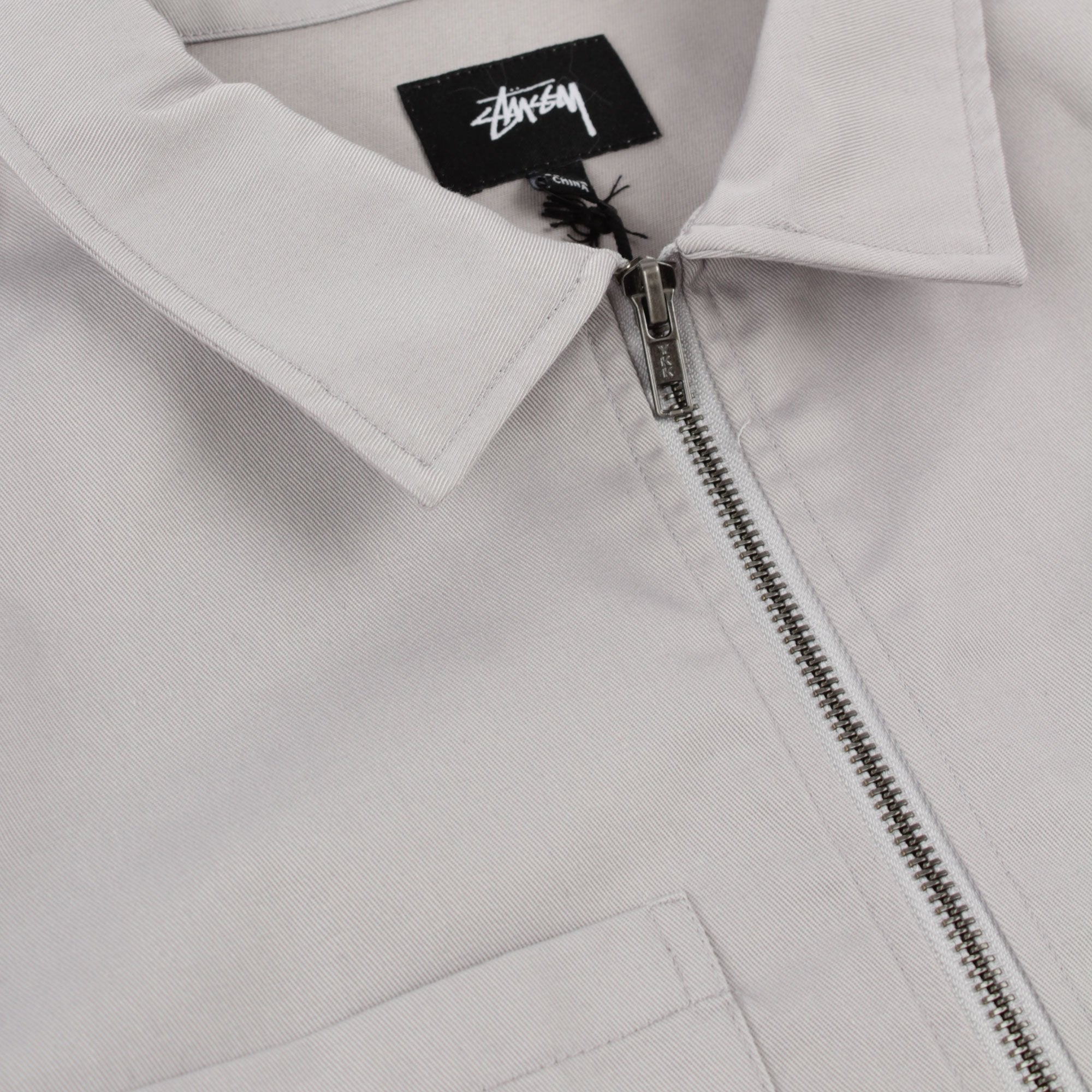Stussy Workwear Zip Jacket Product Photo #2