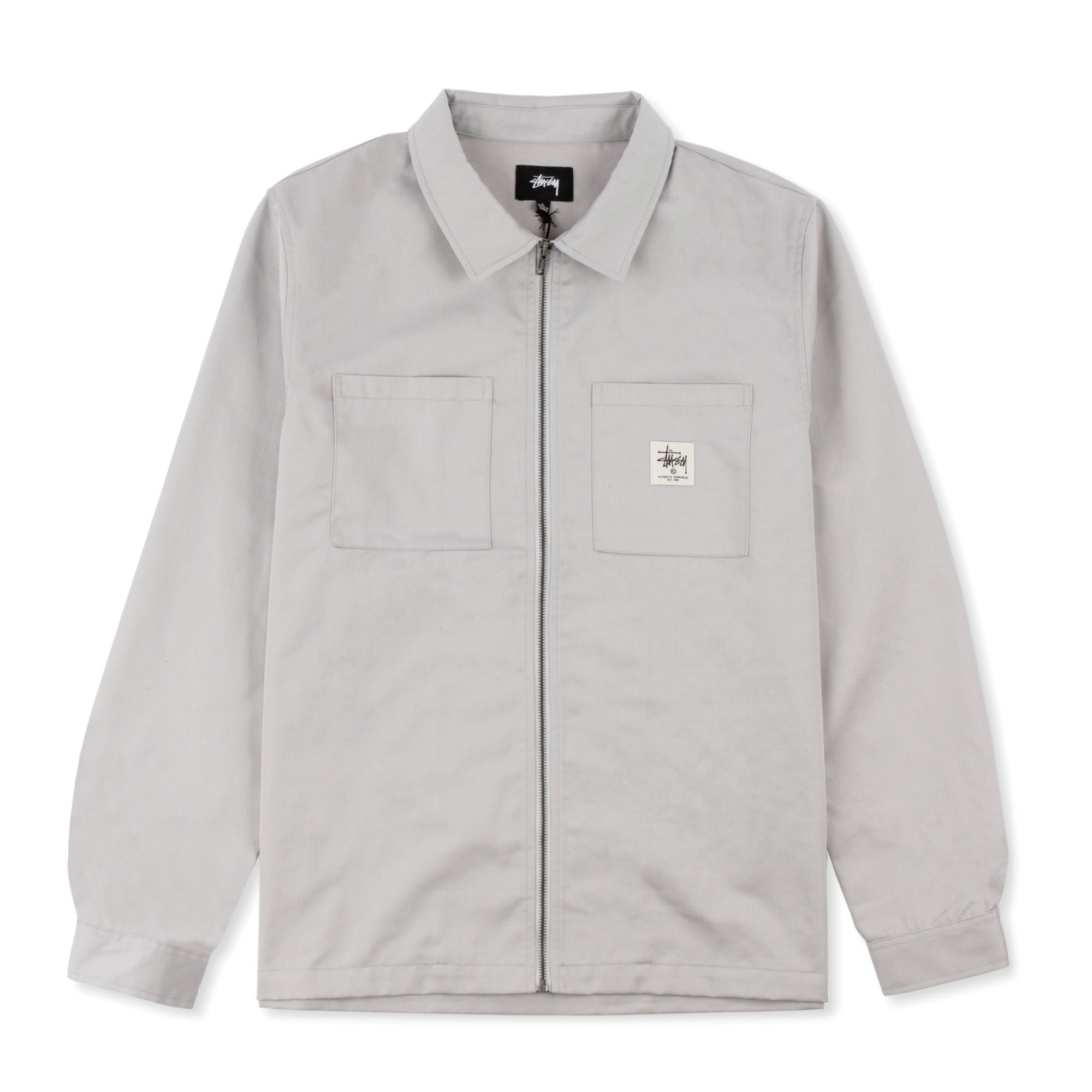 Stussy Workwear Zip Jacket Product Photo #1