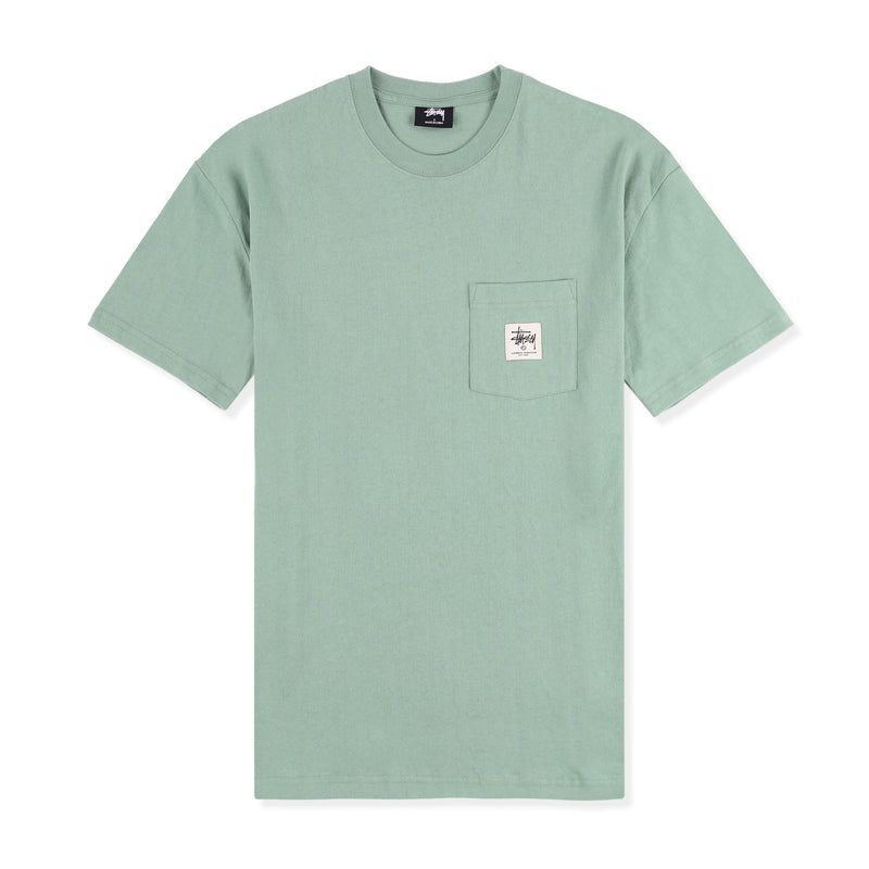 Stussy Work Label Pocket Tee Product Photo