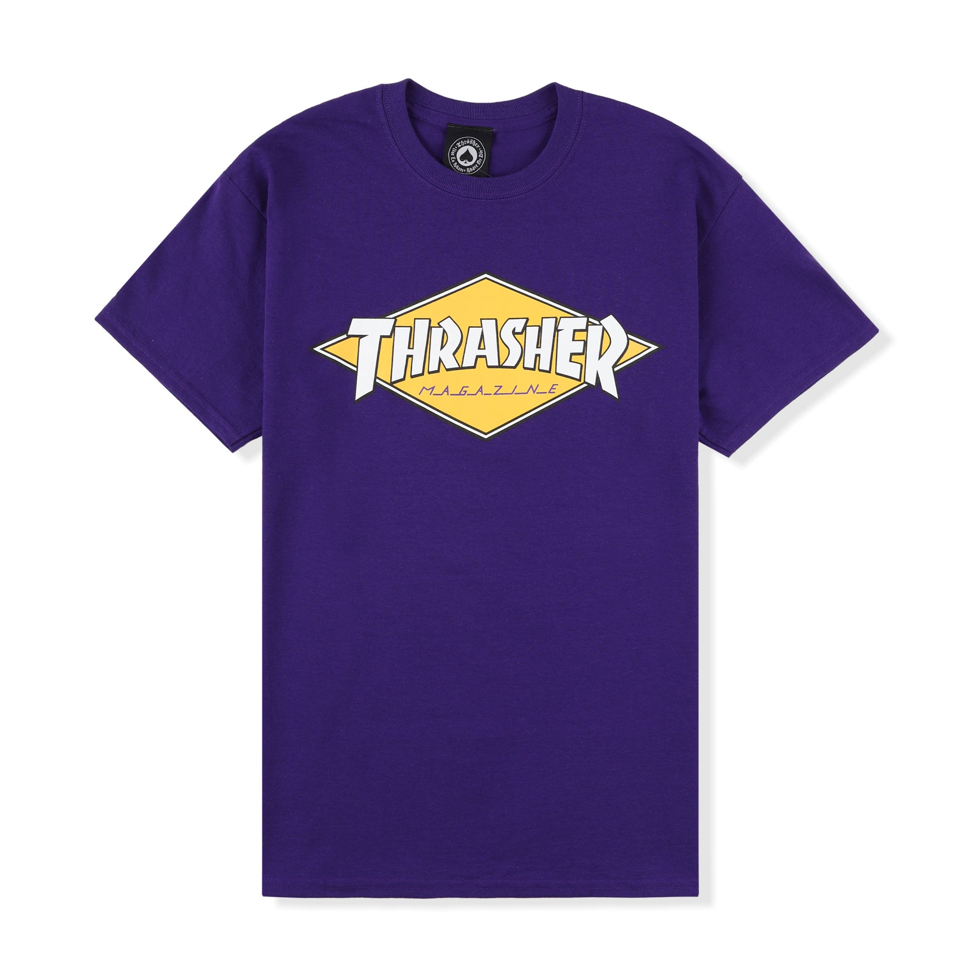 Thrasher Diamond Logo Tee Product Photo #1