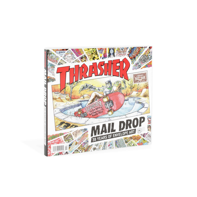 Thrasher Mail Drop Book Product Photo