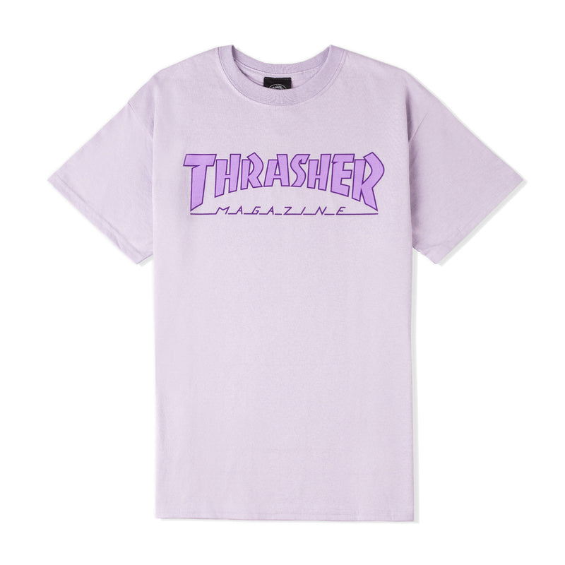 Thrasher Outlined Tee Product Photo