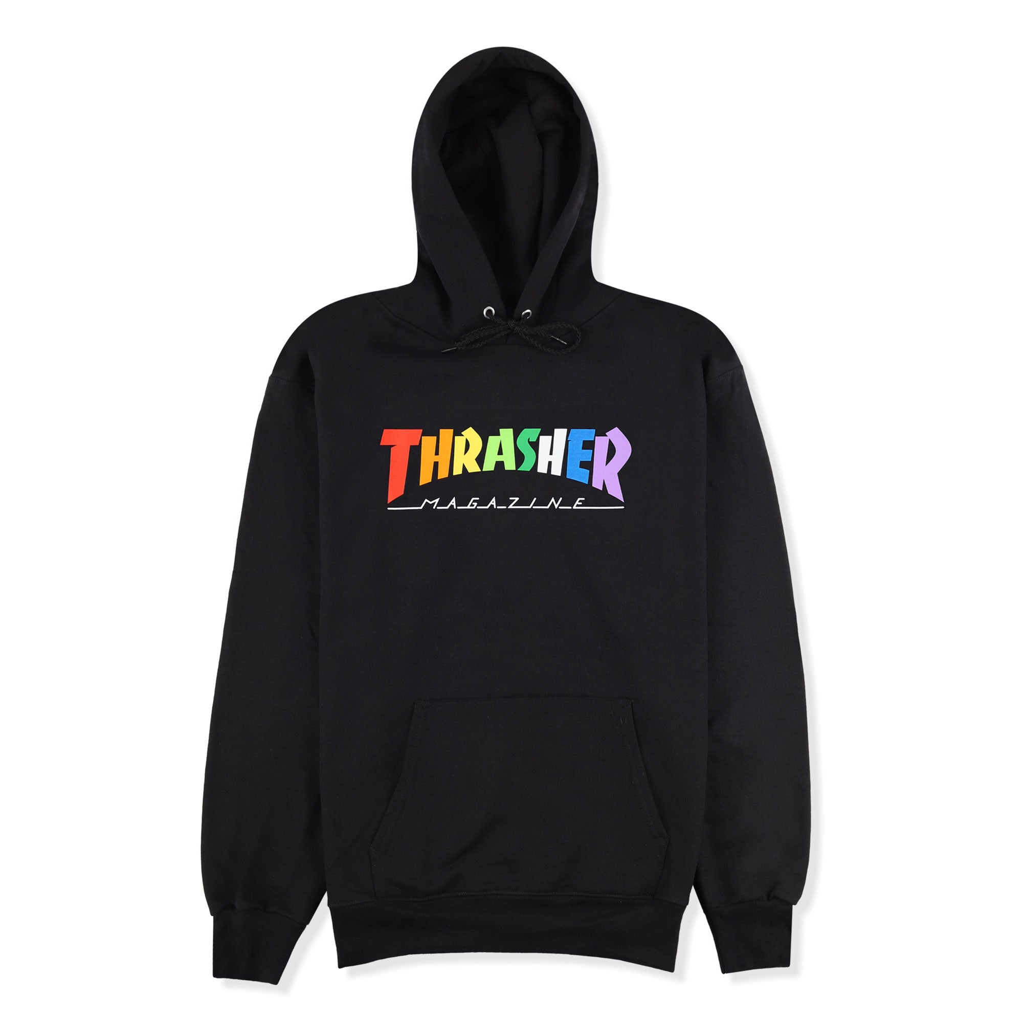Thrasher Rainbow Mag Hood Product Photo #1