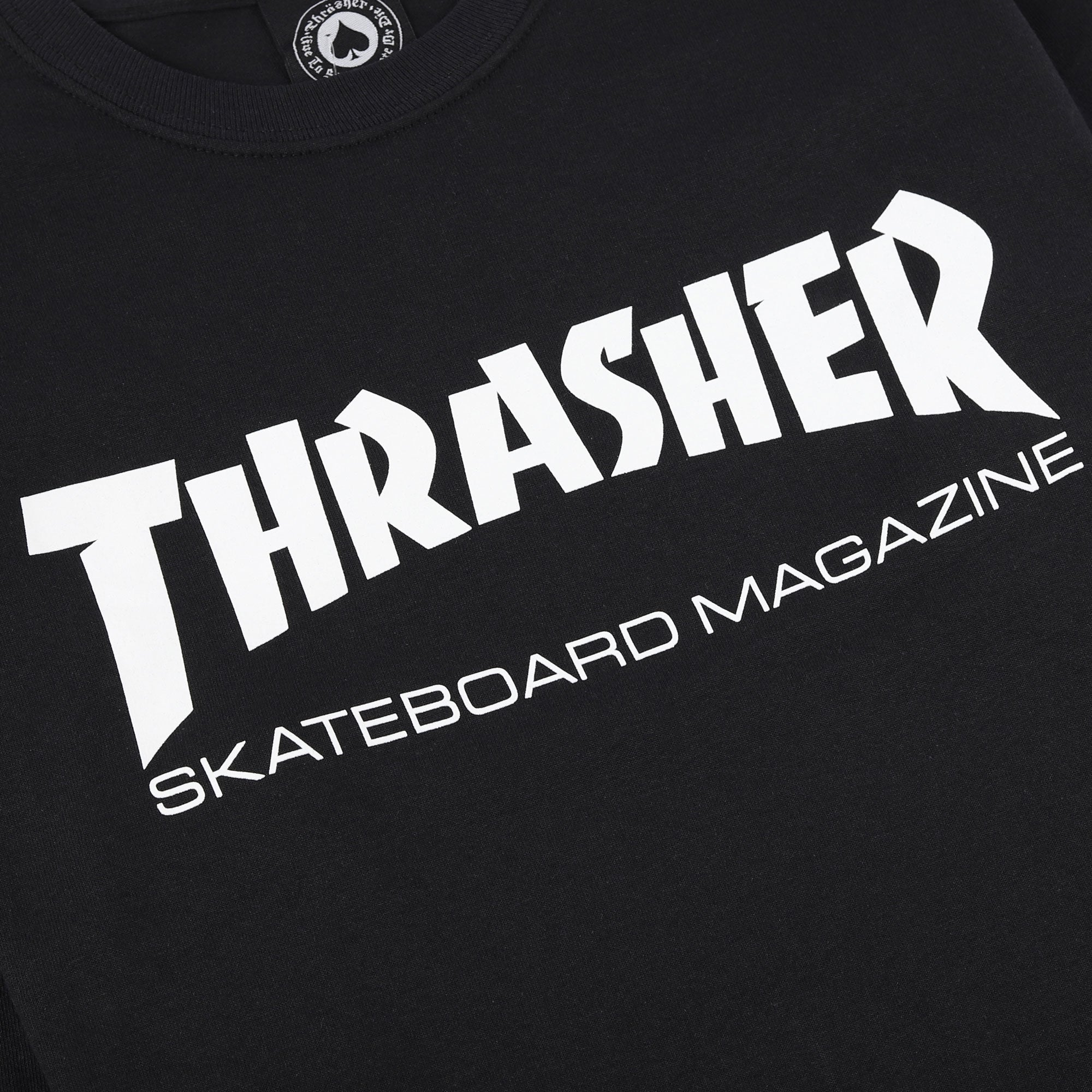 Thrasher Skate Mag Longsleeve Tee Product Photo #2