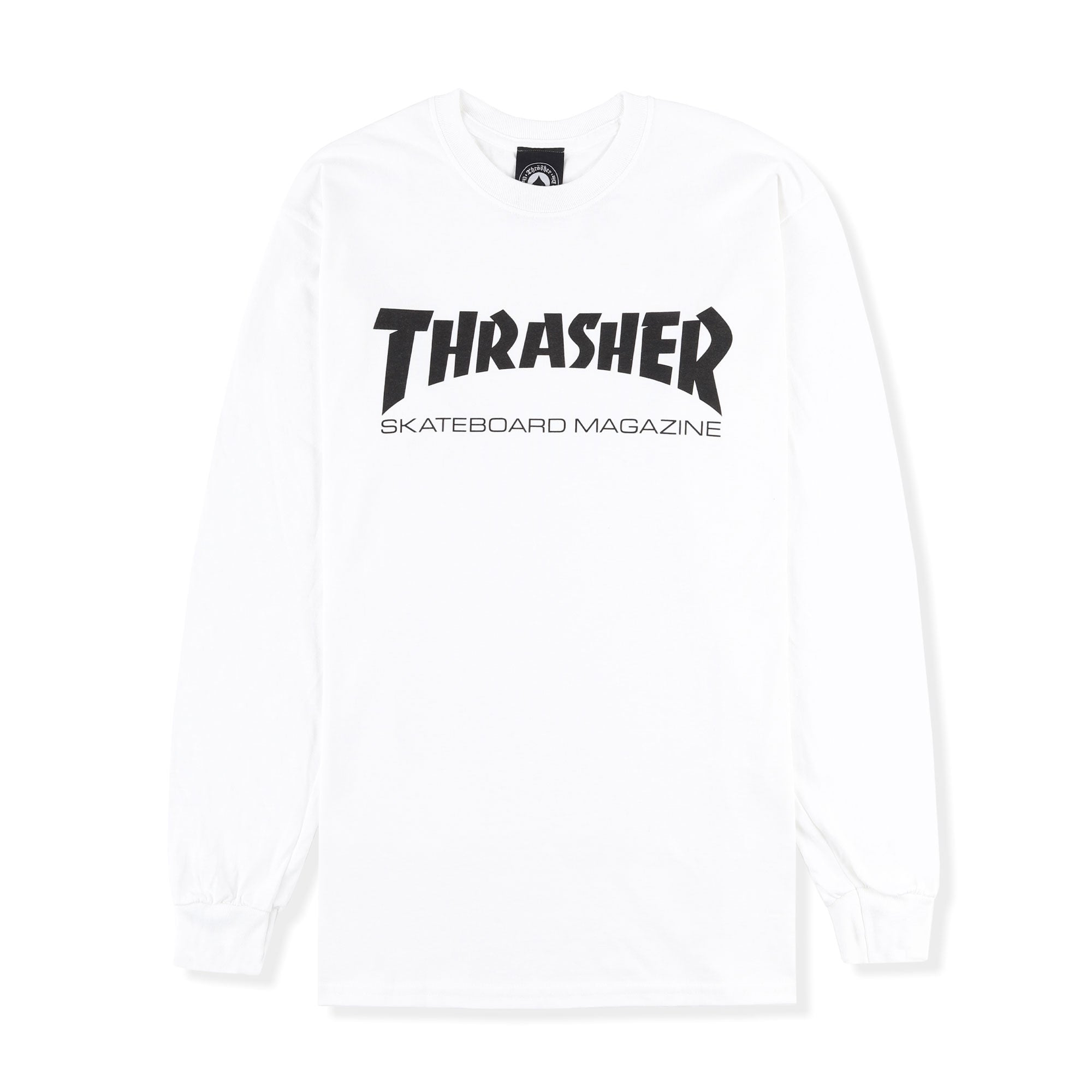 Thrasher Skate Mag Longsleeve Tee Product Photo #1