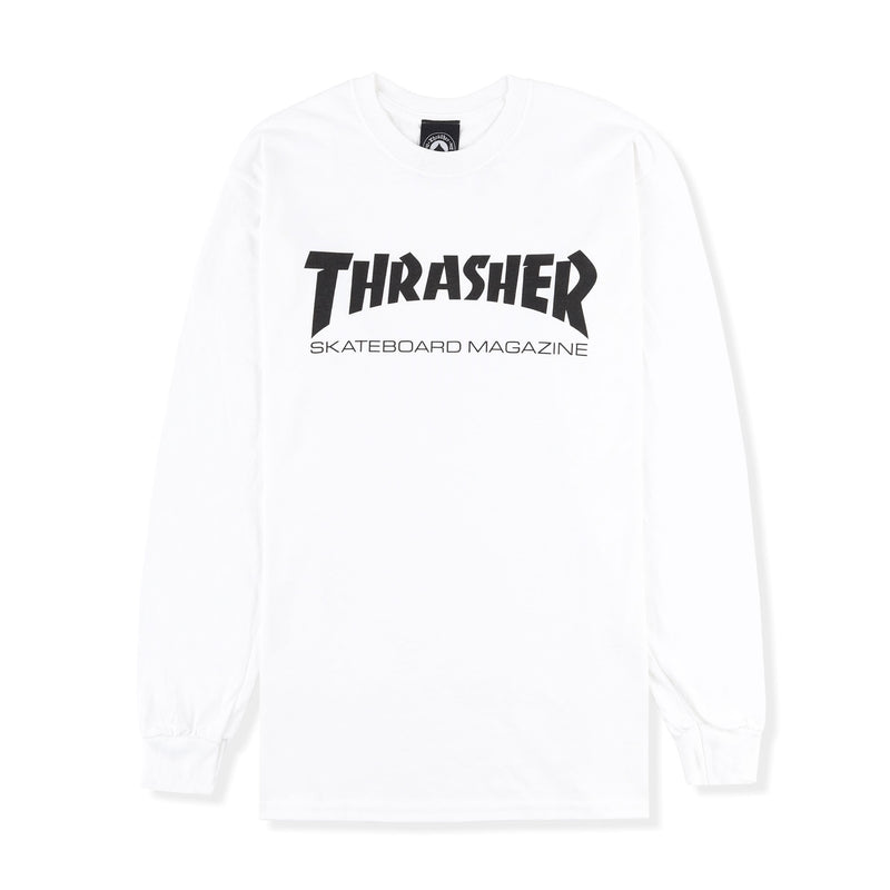 Thrasher Skate Mag L/S Tee Product Photo