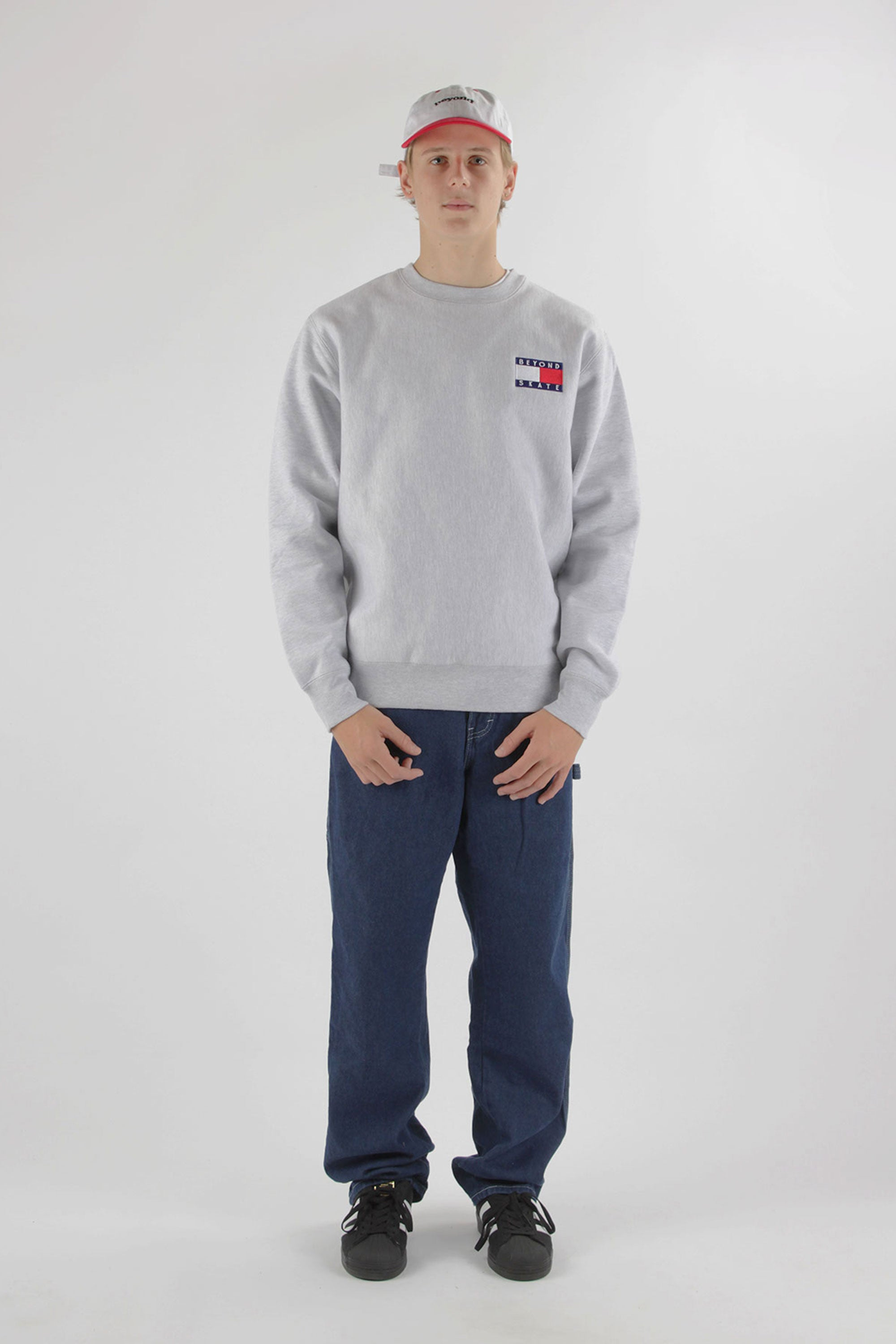 Beyond Tommy Crewneck Product Photo #2