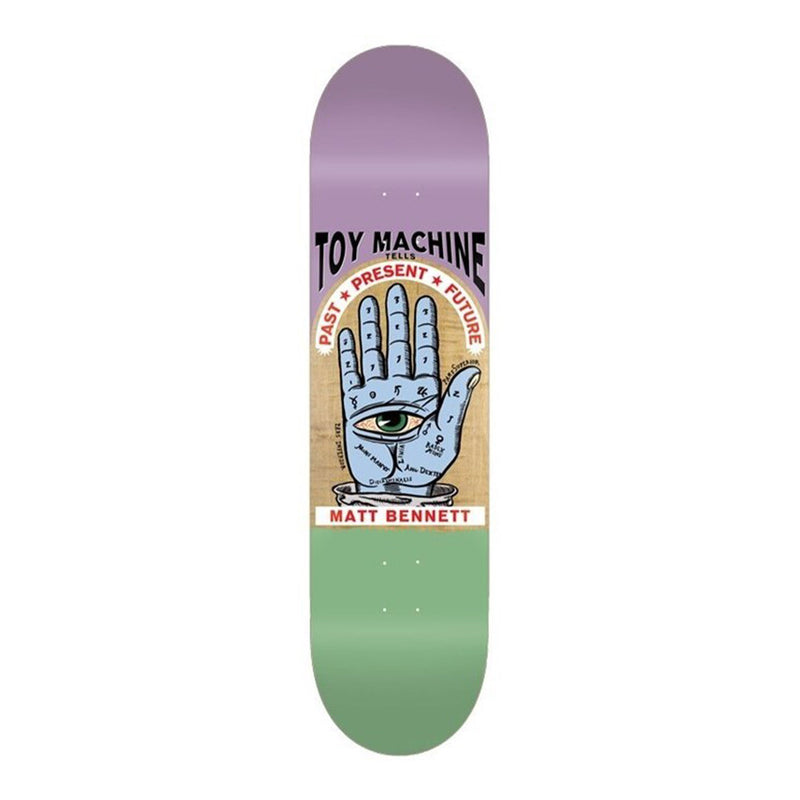 Toy Machine Past Future Bennett Deck Product Photo