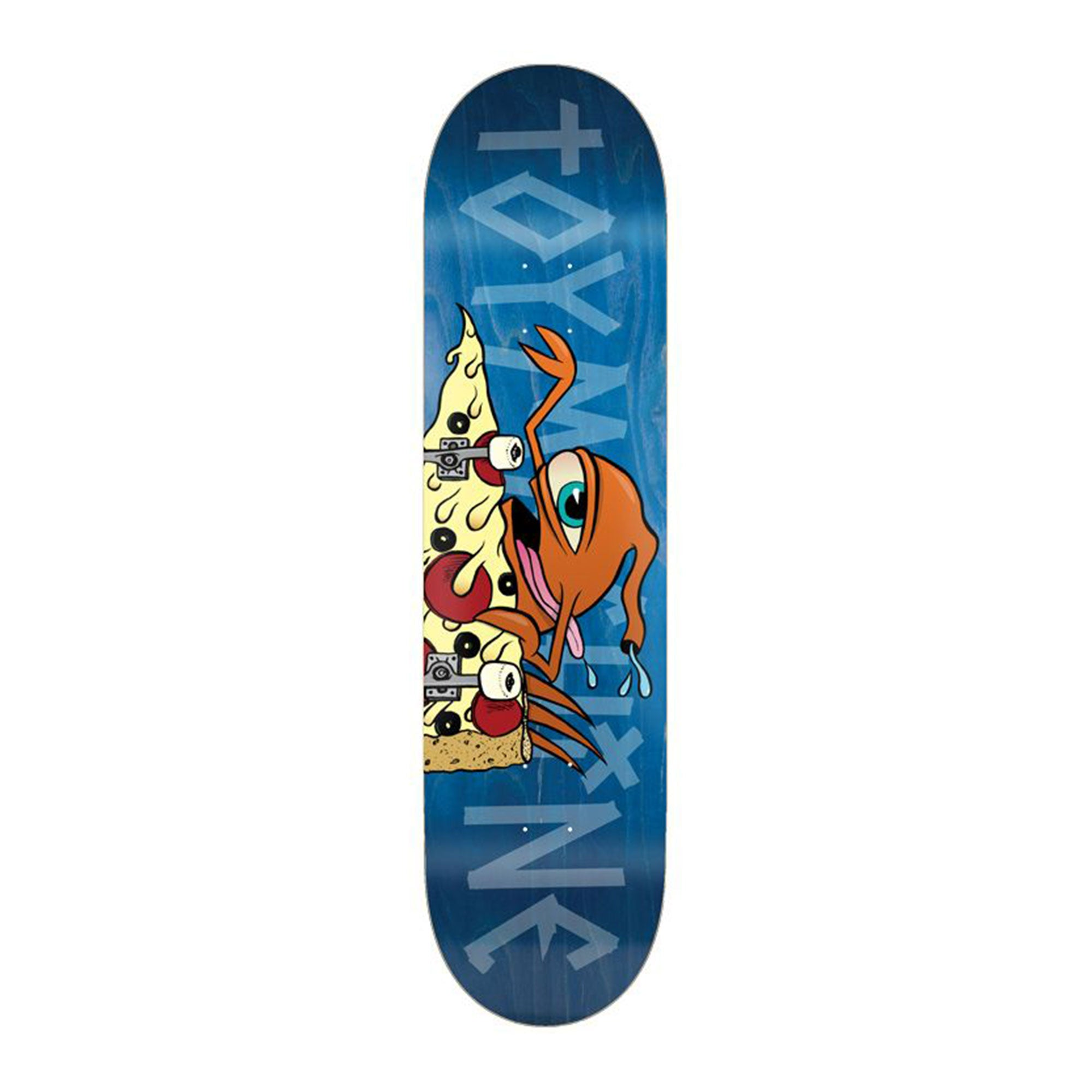 Toy Machine Pizza Sect Deck Product Photo #1