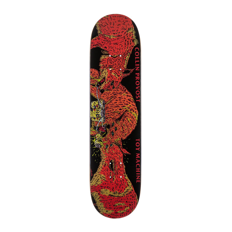 Toy Machine Provost Brew Dogs Deck Product Photo
