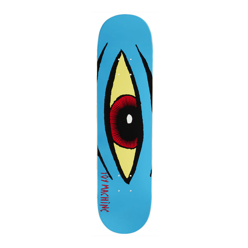 Toy Machine Sect Eye Blue PP Deck Product Photo