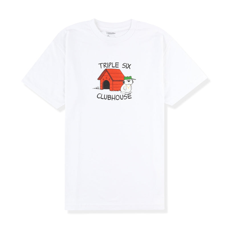 Triple 6 Clubhouse Doghouse Tee Product Photo