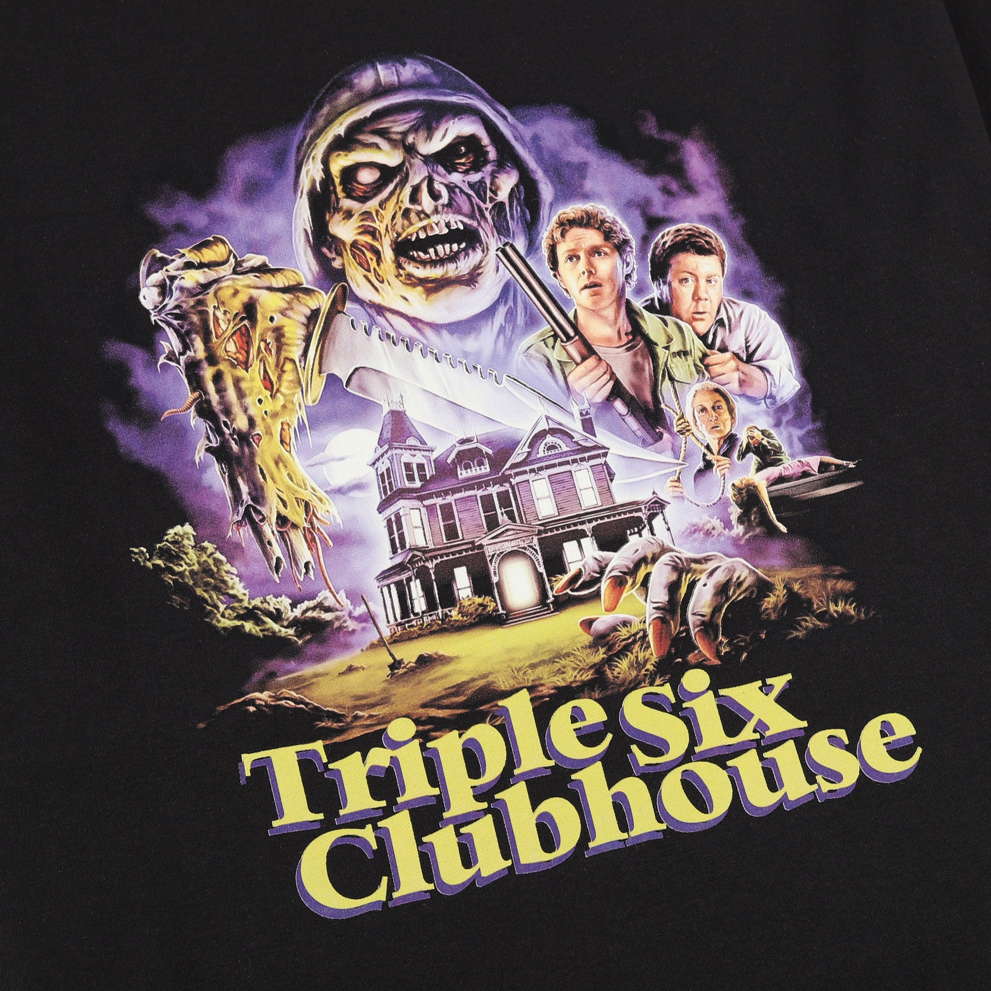 Triple 6 Clubhouse Home Tee Product Photo #2