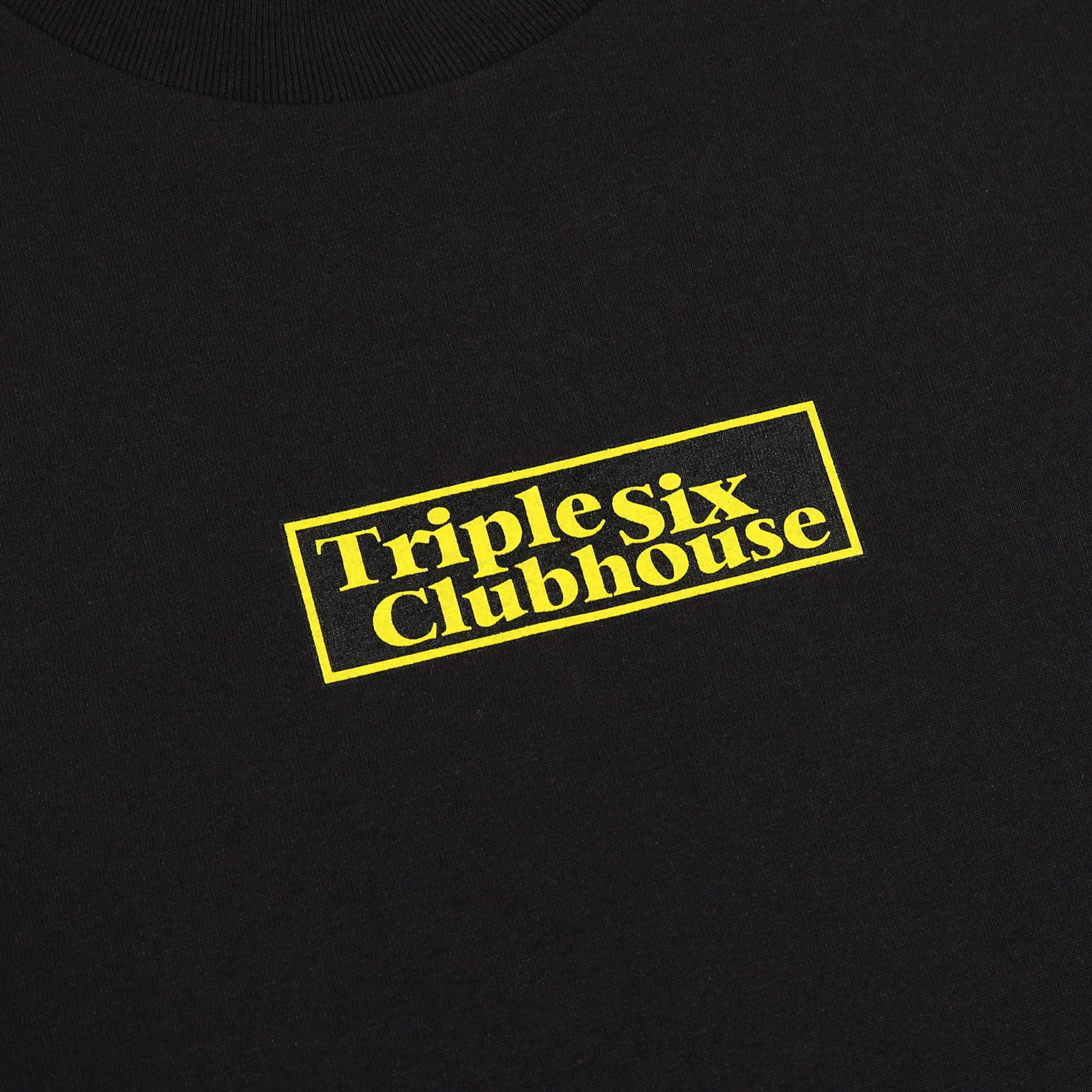 Triple 6 Clubhouse T6C Tee Product Photo #2