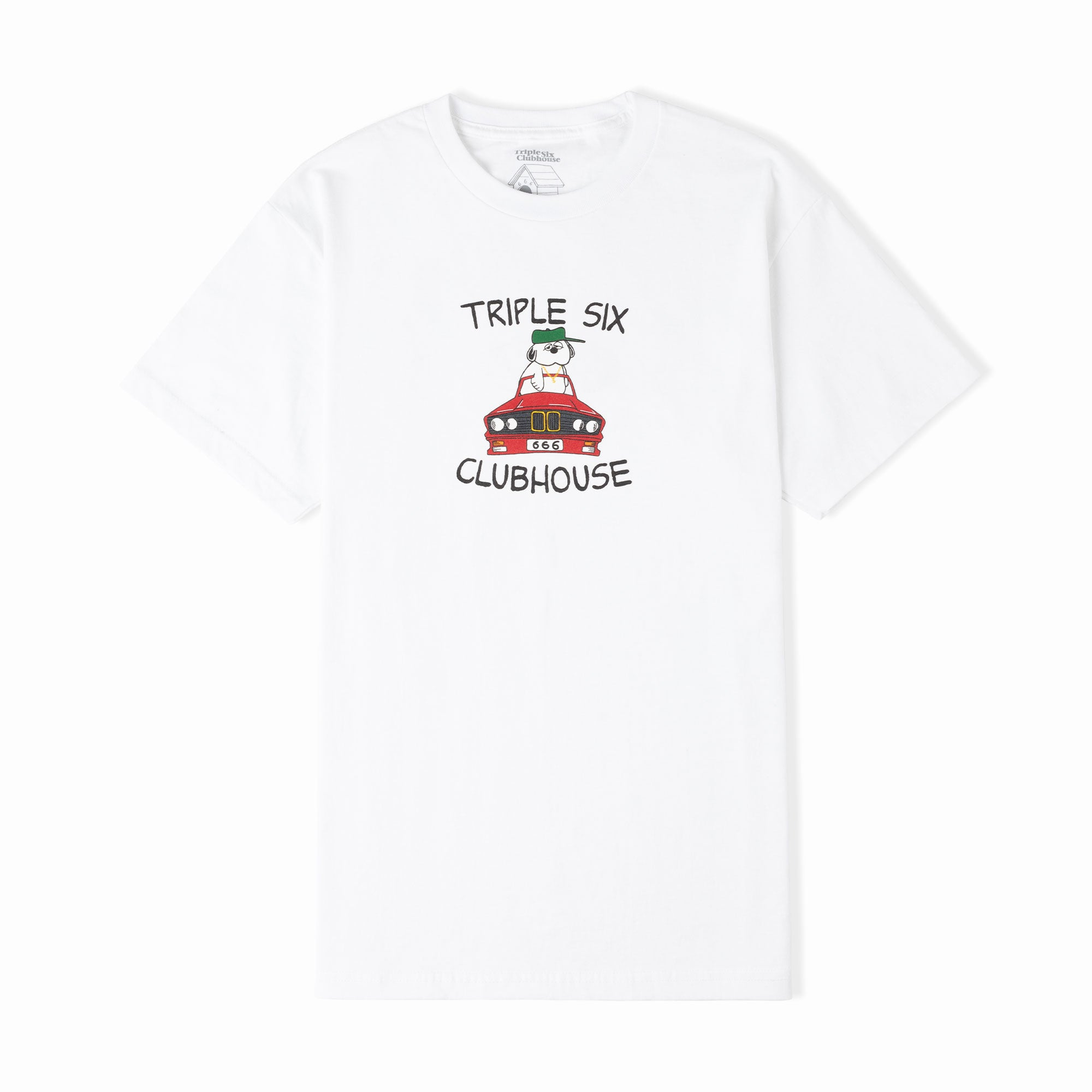 Triple 6 Clubhouse Convertible Tee Product Photo #1