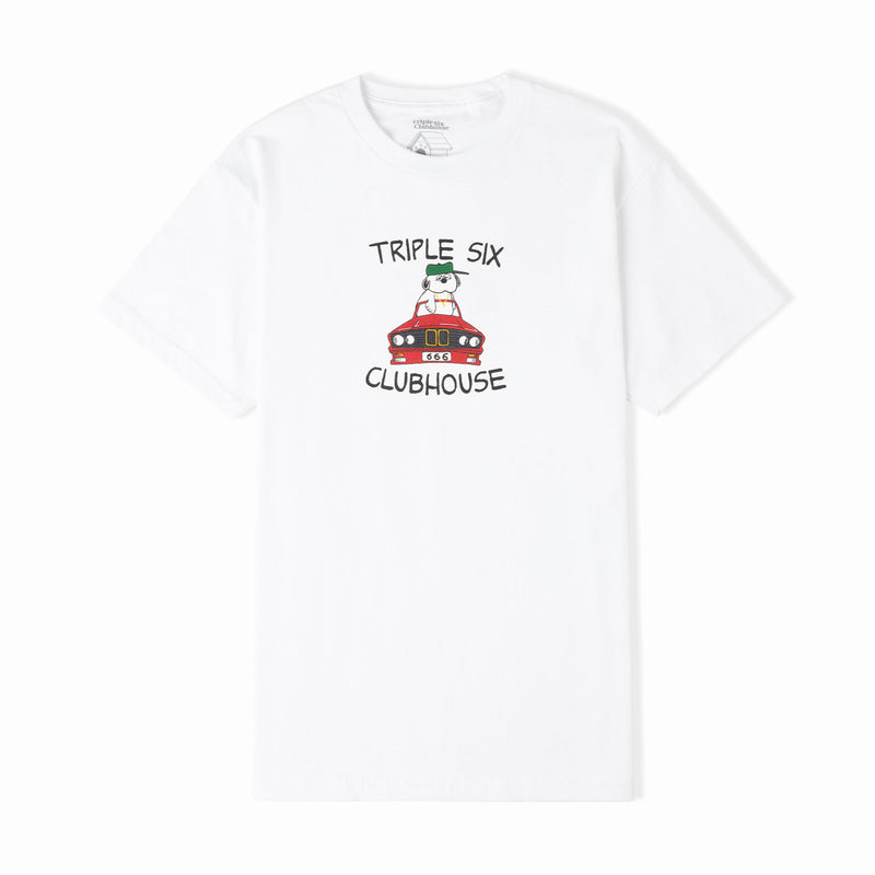 Triple 6 Clubhouse Convertible Tee Product Photo