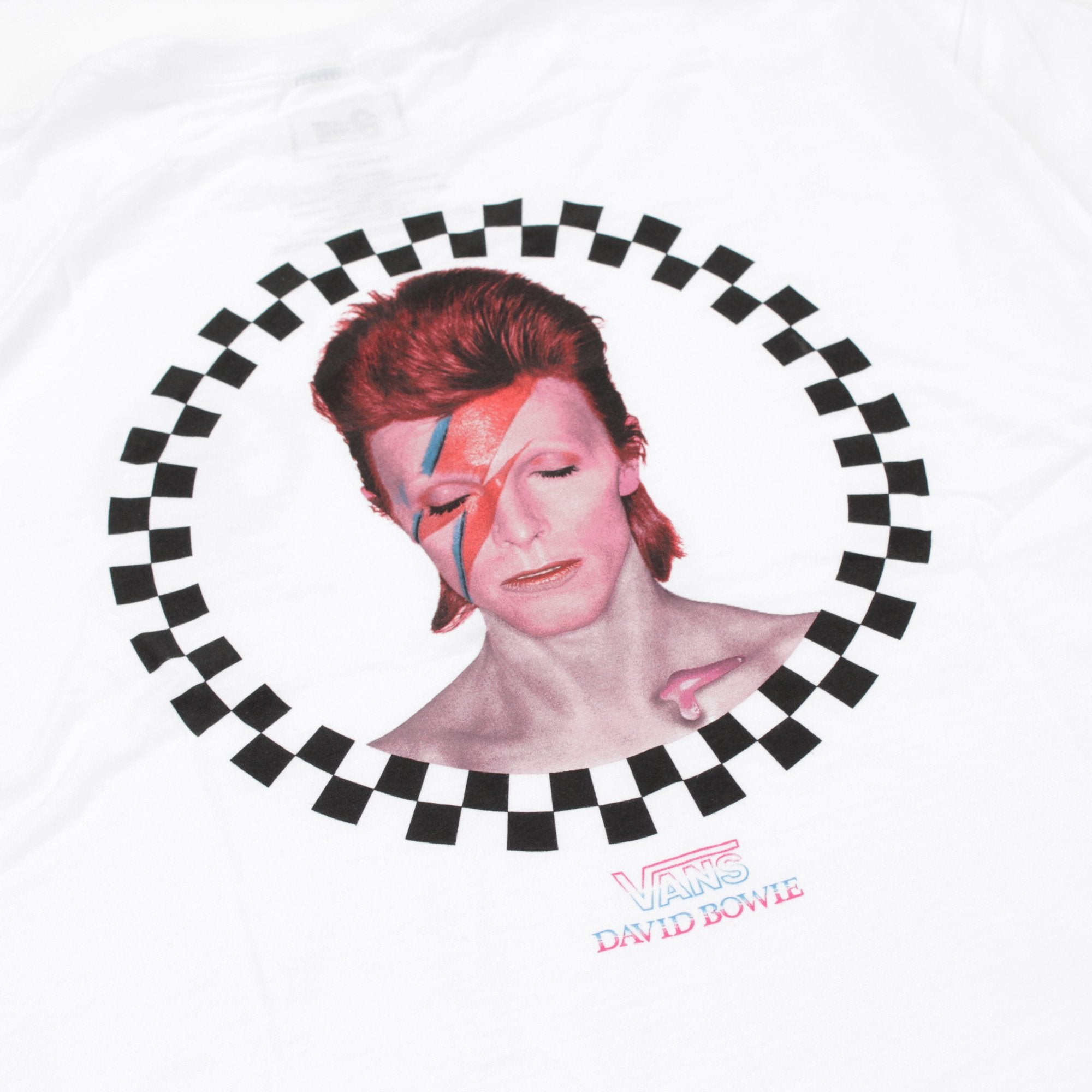 Vans x Bowie Aladdin Sane Tee Product Photo #3