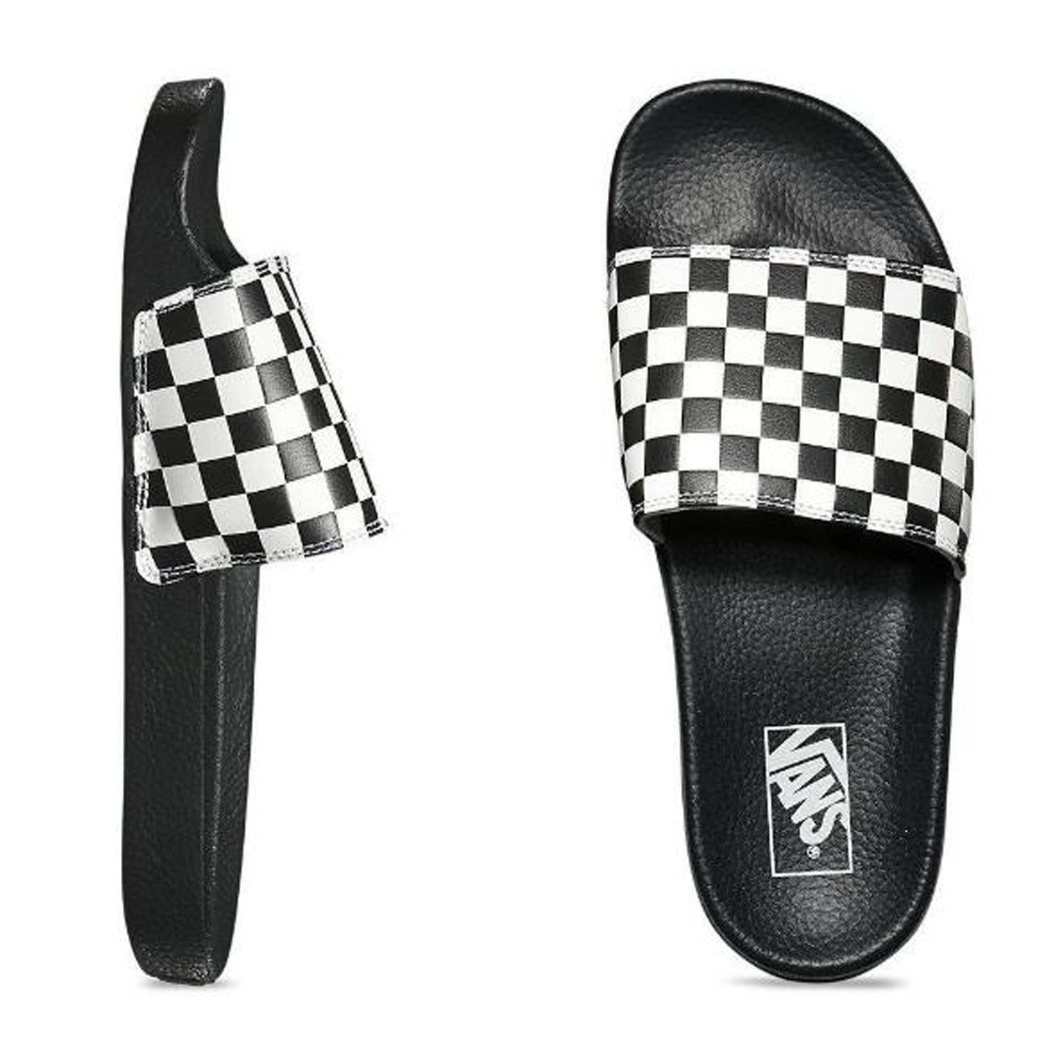 VANS SLIDE-ON (CHECKERBOARD)