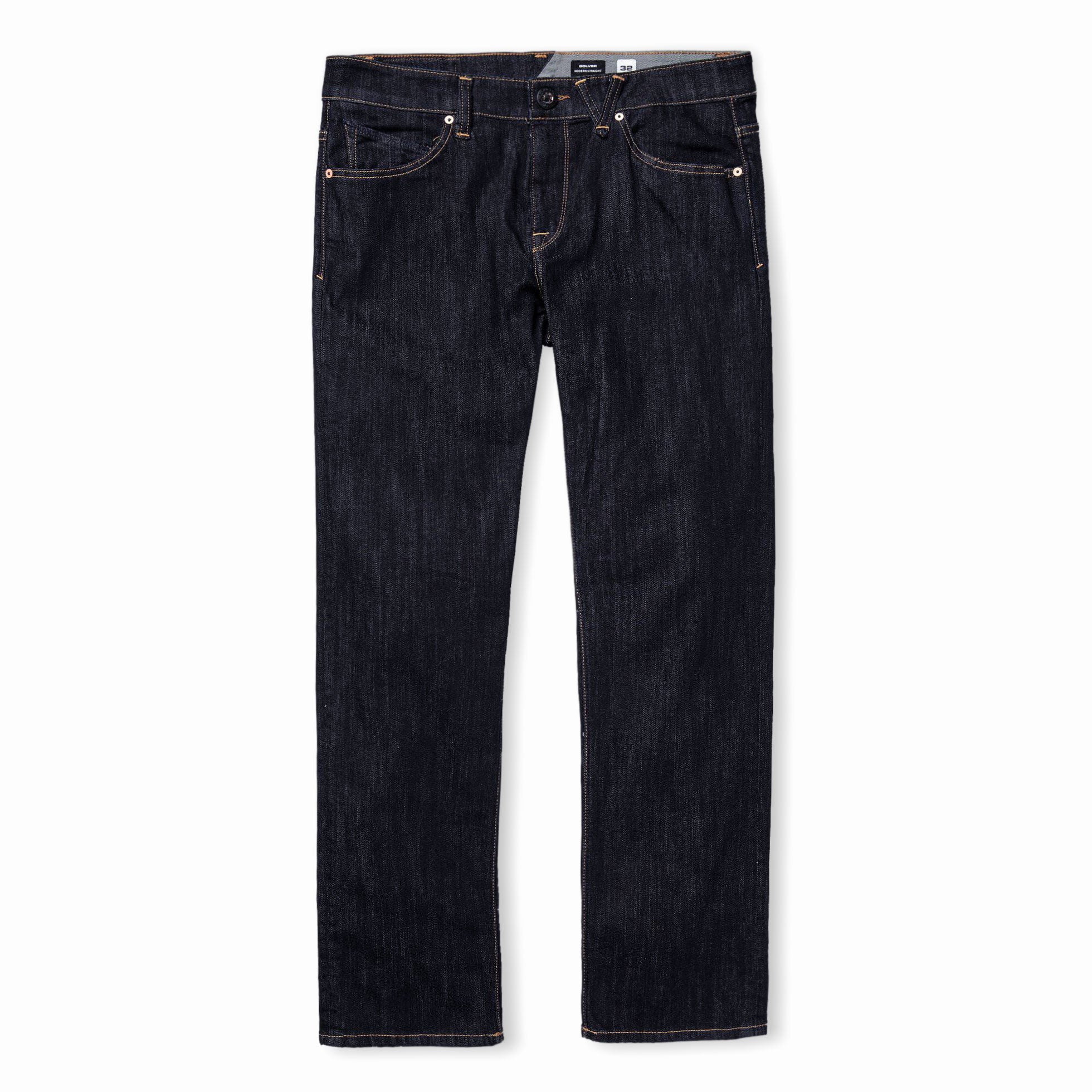 Volcom Solver Denim Jeans Product Photo #1