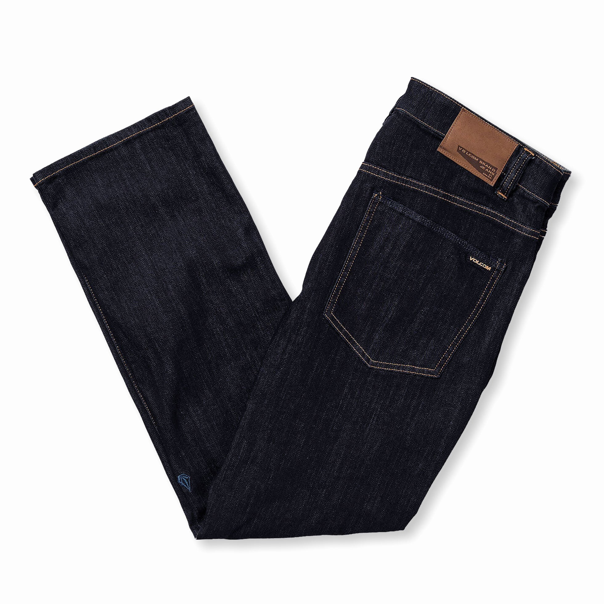 Volcom Solver Denim Jeans Product Photo #2