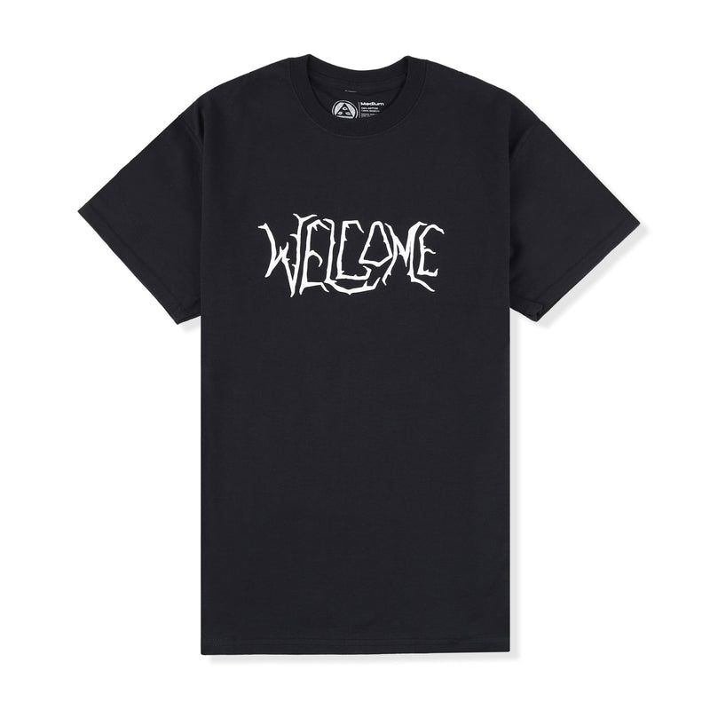 Welcome Black Lodge Tee Product Photo