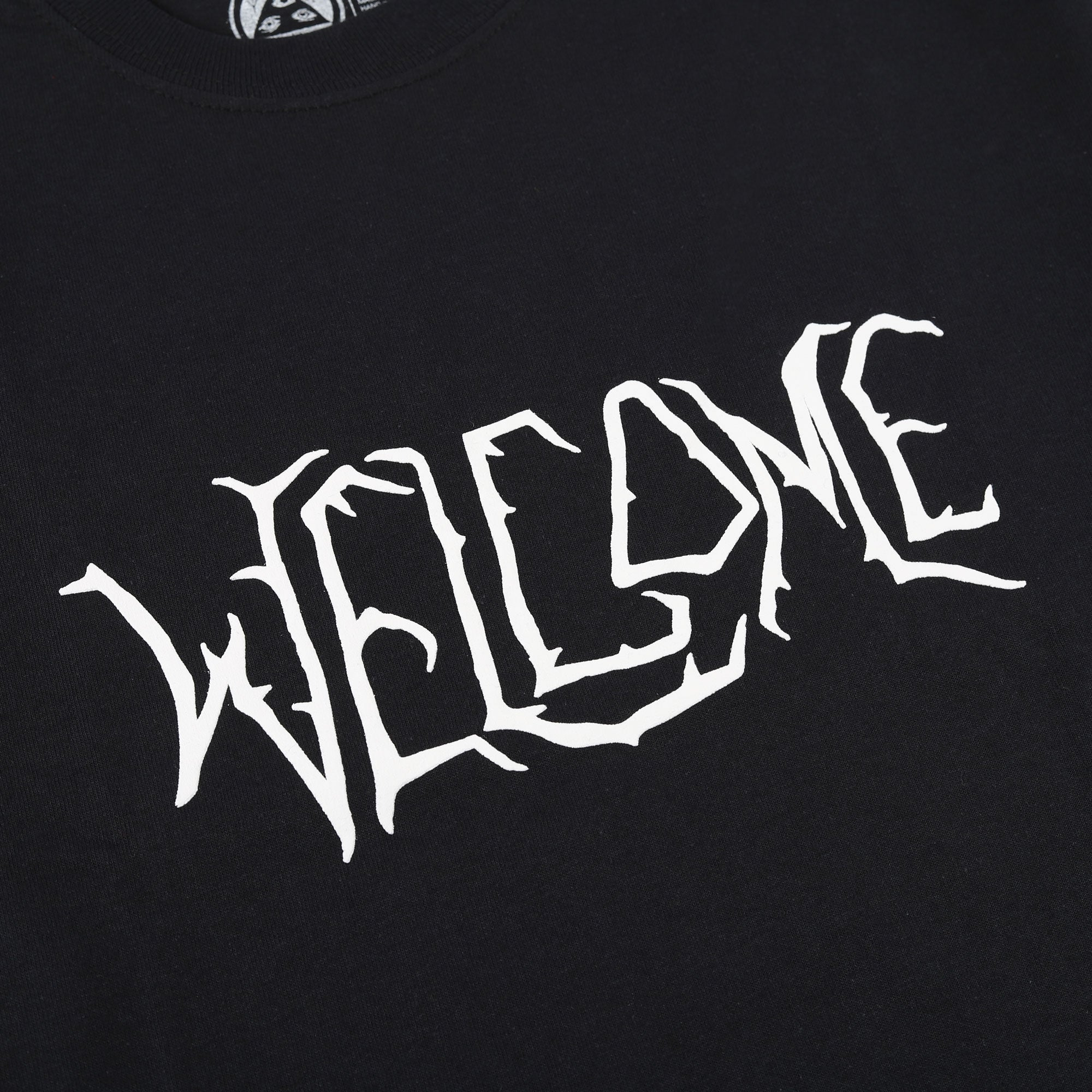 Welcome Black Lodge Tee Product Photo #2