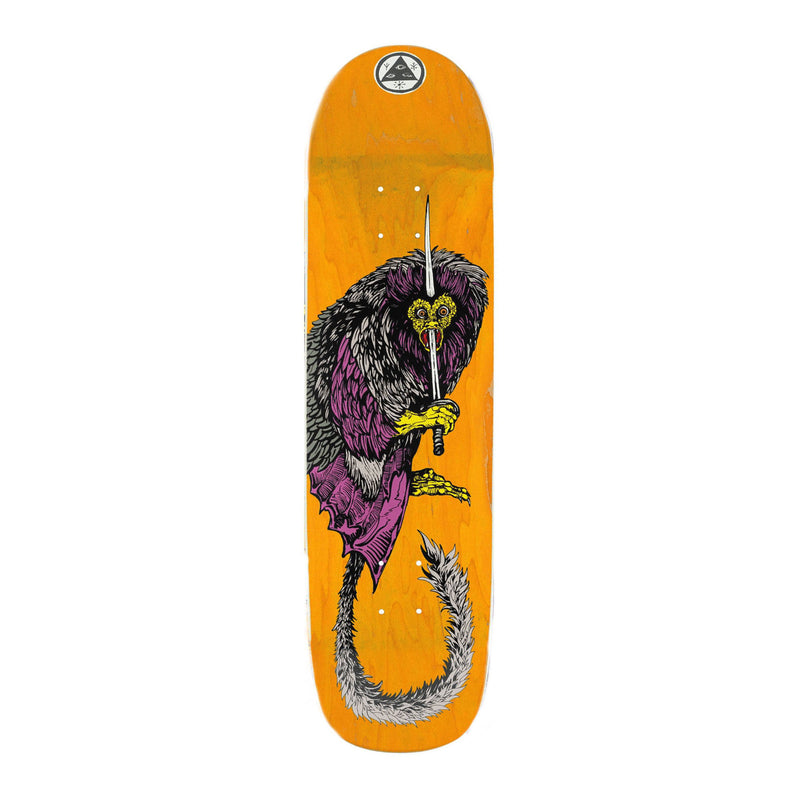 Welcome Temarin On Son Of Planchette Deck Product Photo