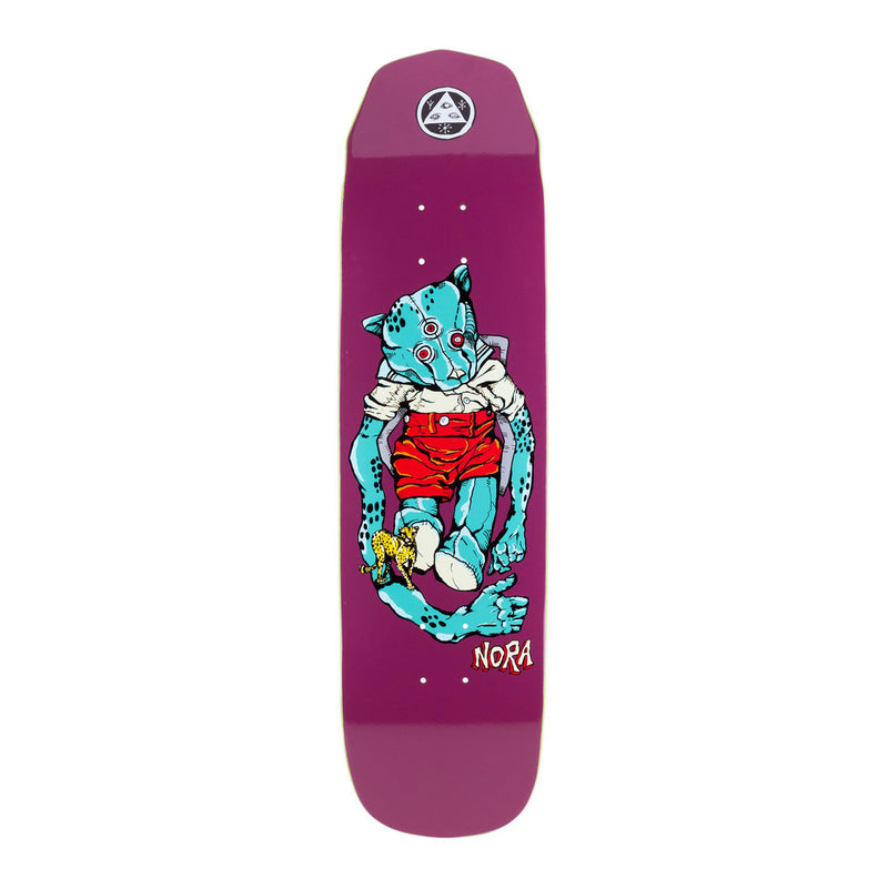 Welcome Teddy On Wicked Princess Deck Product Photo