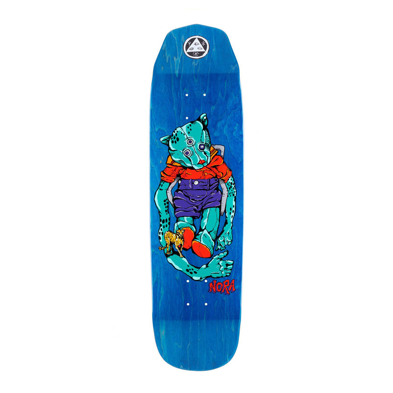 Welcome Teddy On Wicked Queen Deck Product Photo