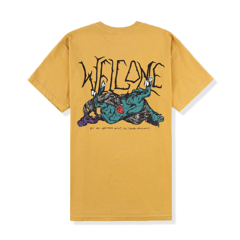 Welcome Goodbye Horses GD Tee Product Photo