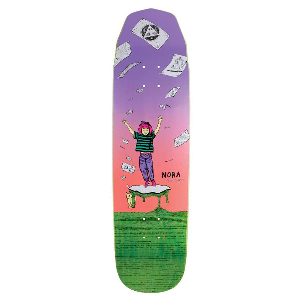 WELCOME MAGDILA DECK - 7.6