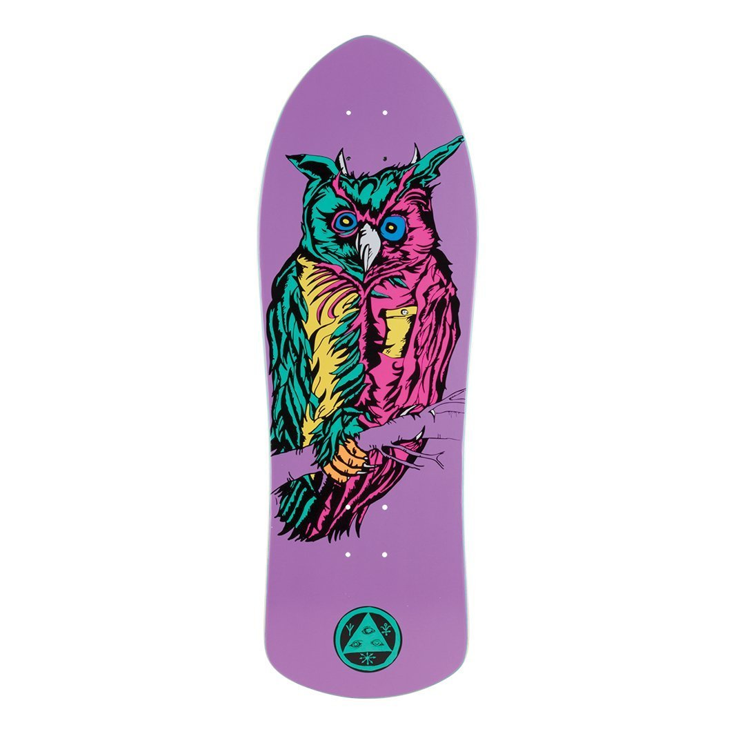 WELCOME OWL DECK - 10