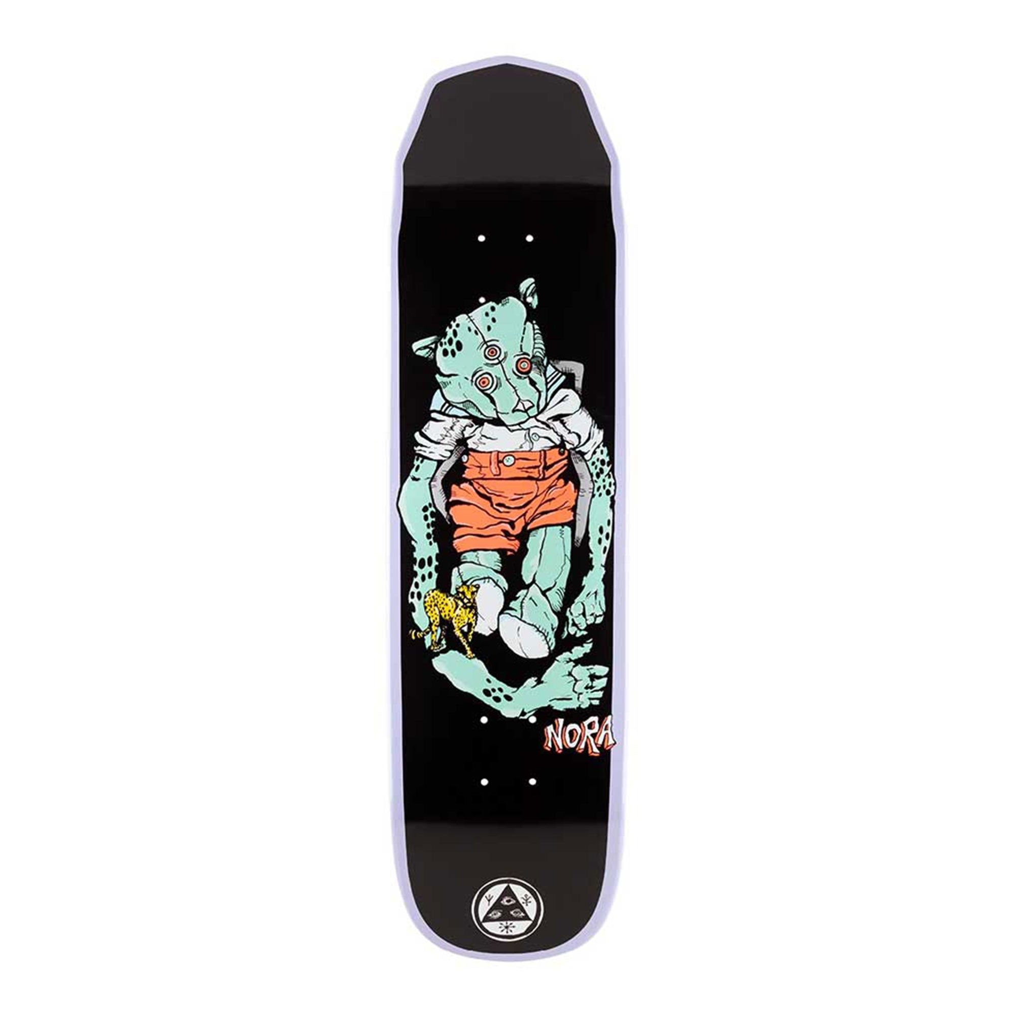 Welcome Teddy On Wicked Princess Deck Product Photo #1