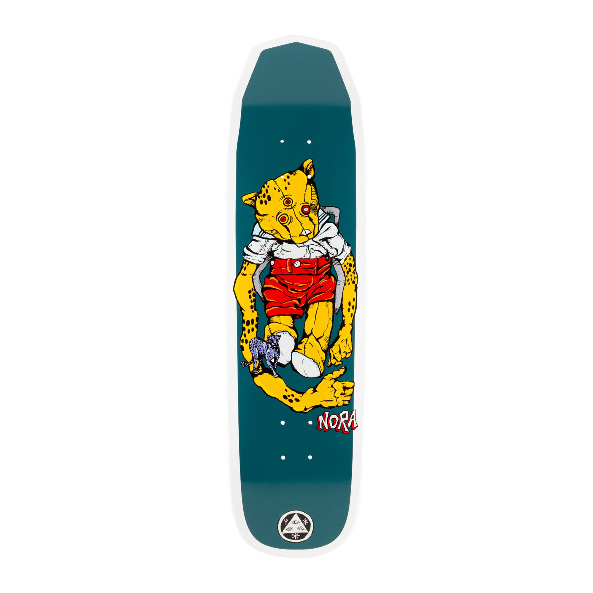 Welcome Teddy On Wicked Queen Deck Product Photo #1