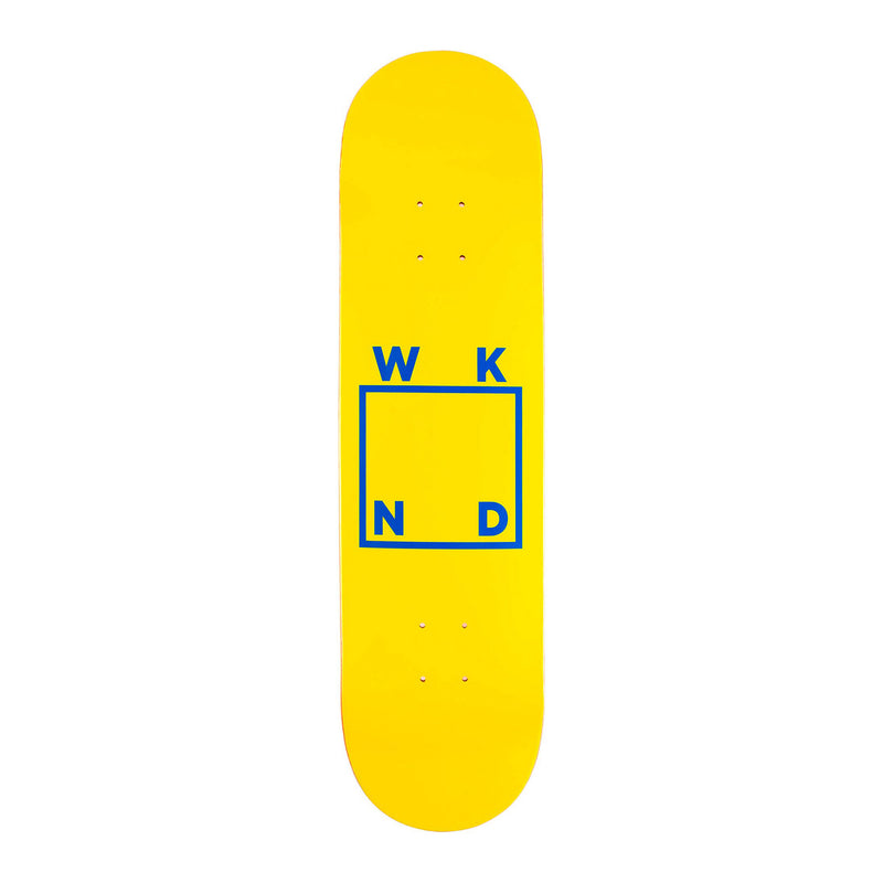 WKND Logo Deck Product Photo
