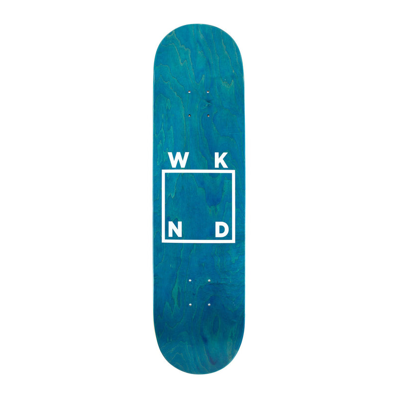 WKND Logo Veneer Deck Product Photo