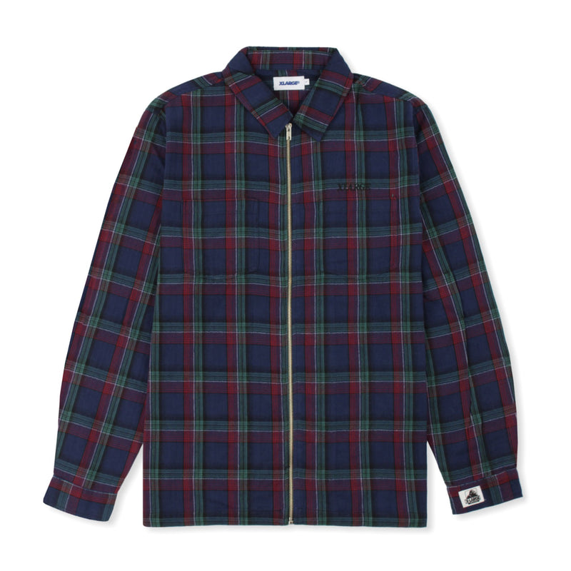 X Large Check Shirt Product Photo
