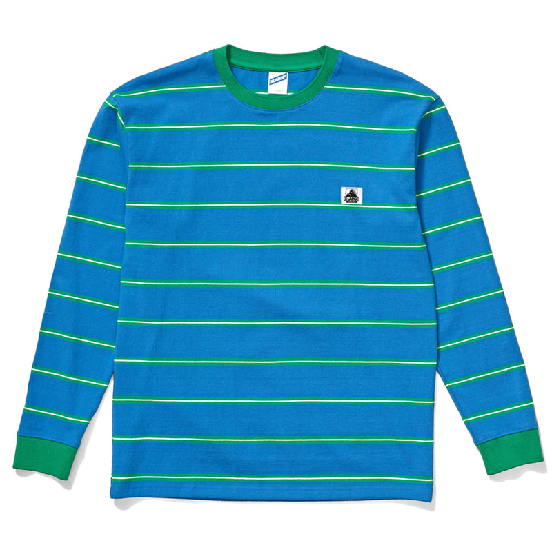 X Large Heavy Stripe L/S Tee Product Photo