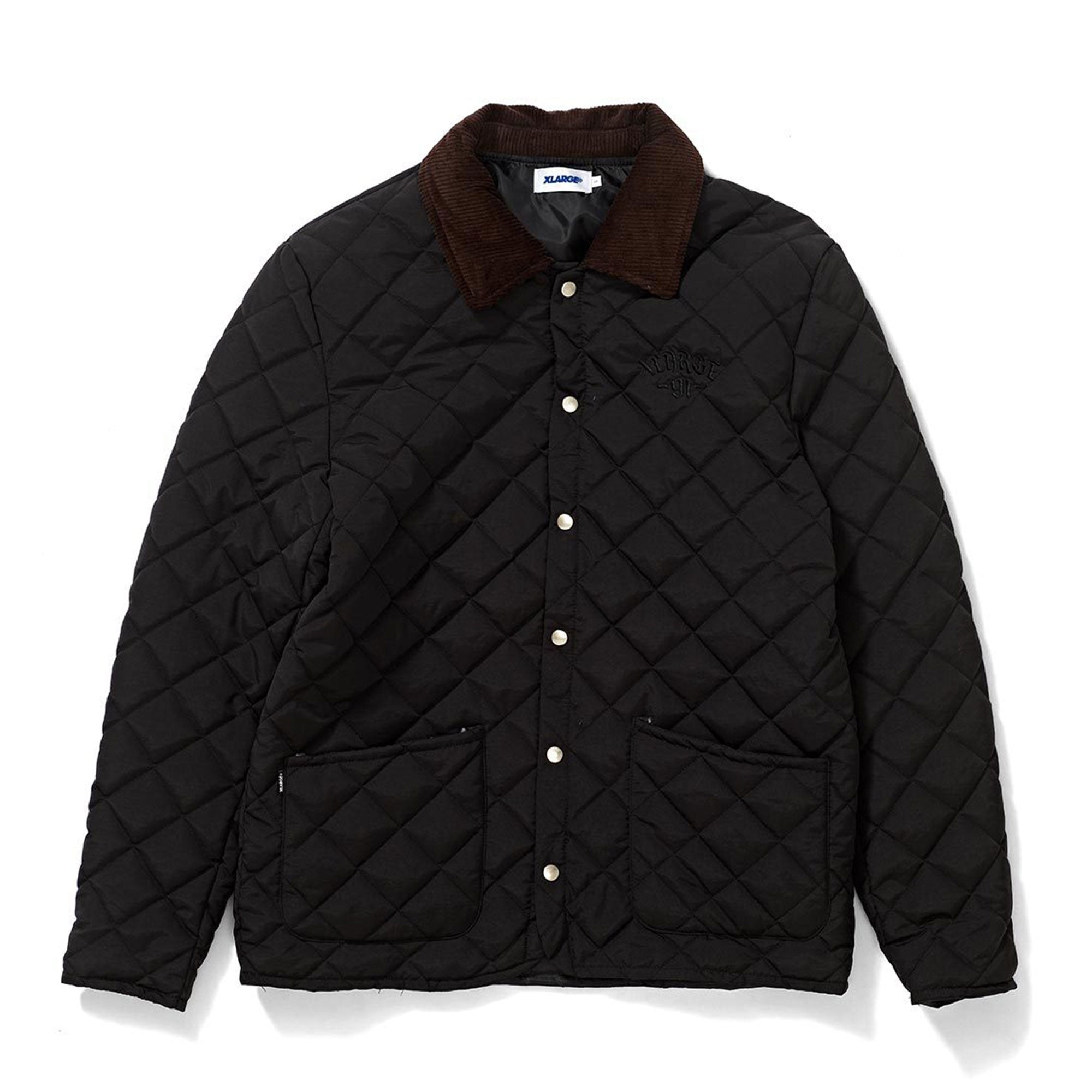 X Large Quilted Jacket Product Photo #1