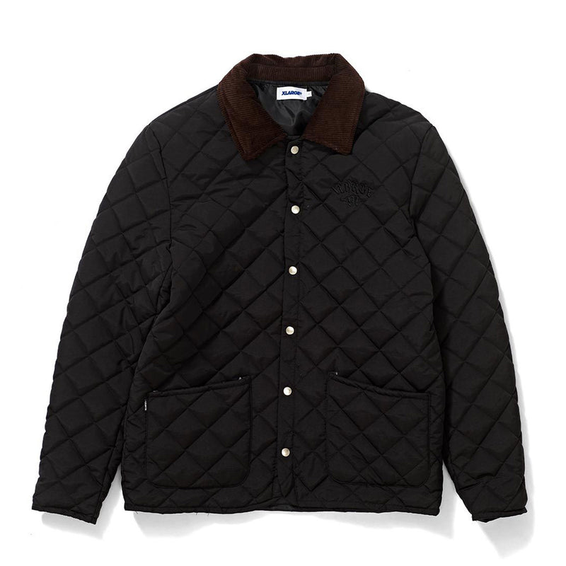 X Large Quilted Jacket Product Photo