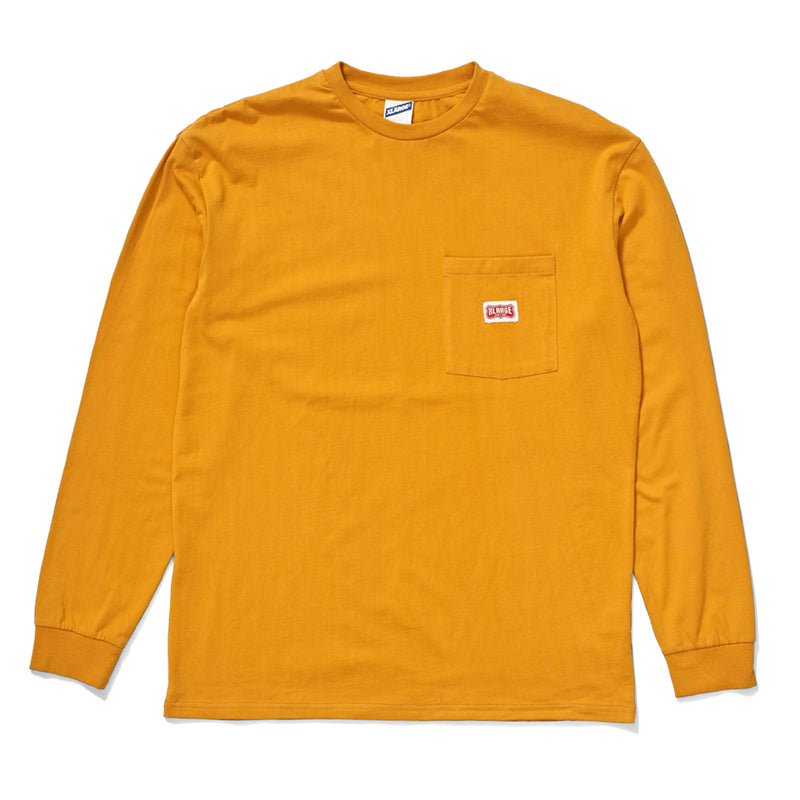 X Large Work L/S Tee Product Photo