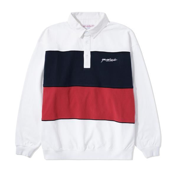 Yardsale Heat Longsleeve Polo Product Photo