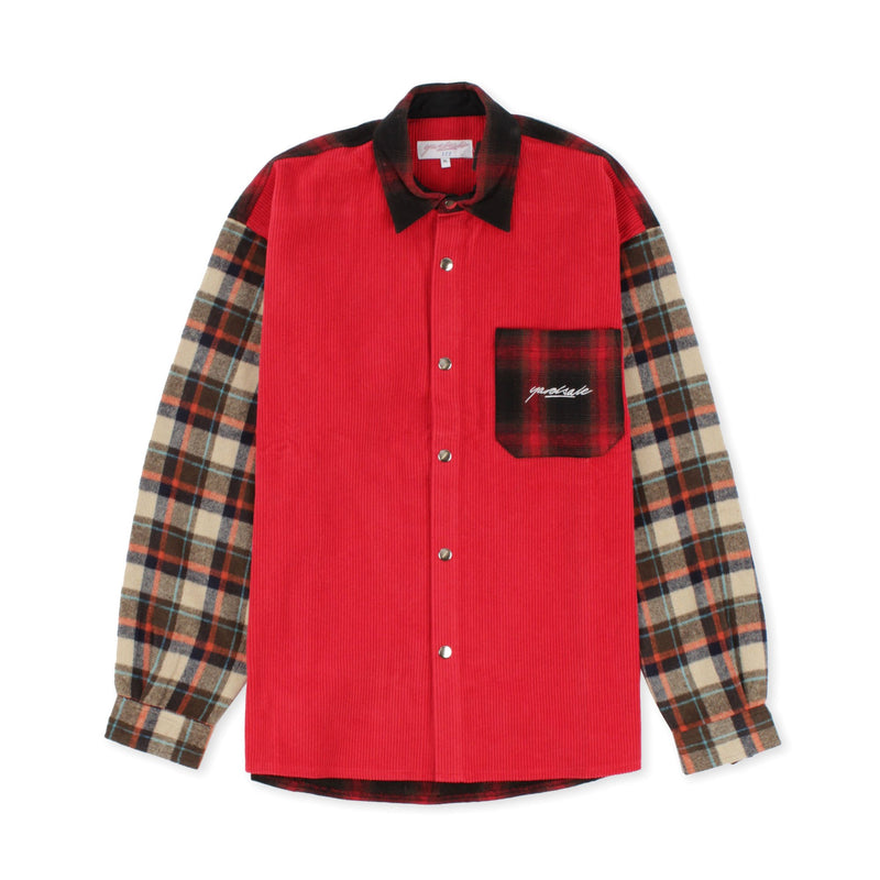 Yardsale Patchwork Shirt Product Photo