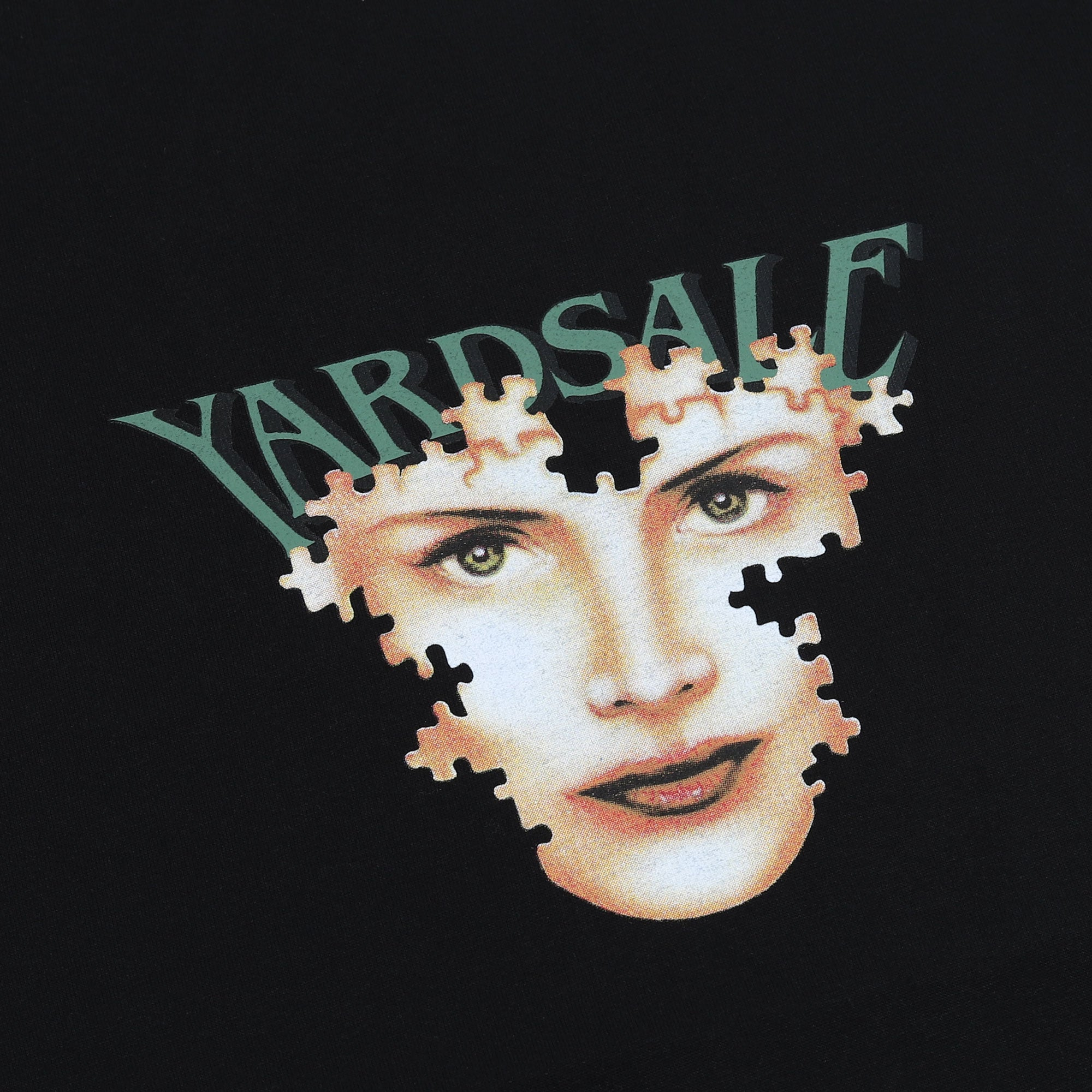 Yardsale Puzzle Tee Product Photo #2