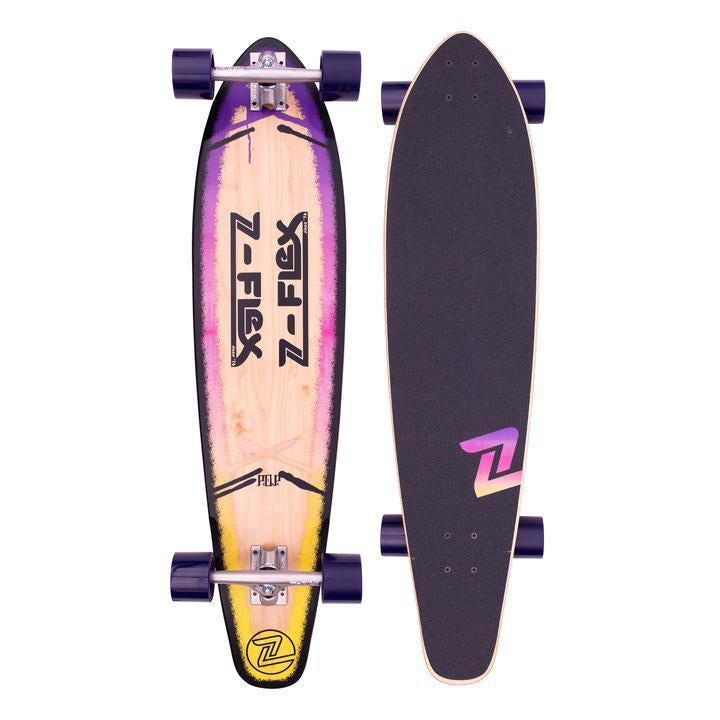 Z-Flex P.O.P. Roundtail Complete - Purple Fade Product Photo